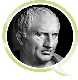 Мысль М.Т.Цицерон о детективном агентстве - девиз
